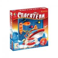 Логическая игра Bondibon Спасатели, арт. SG 510 RE RU