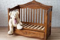 Детская кроватка-диван Birichino Victoria