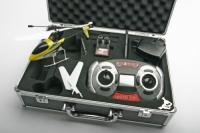 Радиоуправляемый вертолет Nine Eagles Solo PRO V2 2.4 GHz AL Case