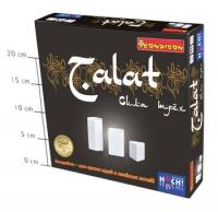 Логическая игра Bondibon TALAT сила трёх, арт. 877468