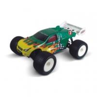 Радиоуправляемая трагги HSP BATTLE Nitro Off Road Truggy 4WD 1:8 - 94761 - 2.4G