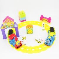 Детская железная дорога Music Train - FS-34793A