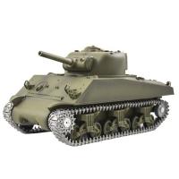 Радиоуправляемый танк Heng Long M4A3 Sherman 1:16 - 3898-1 PRO