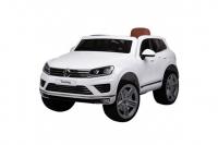 етский электромобиль Volkswagen Touareg Jiajia 8130023-2AR-WHITE