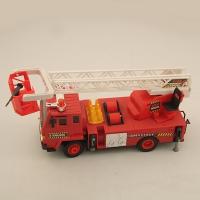Радиоуправляемая пожарная машина RUI FENG с подъемной стрелой - F827-1