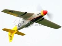 Самолет Art-tech Mini Mustang 2.4G - 21133