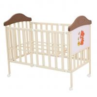 Металлическая кровать Babyhit Sleepy Compact