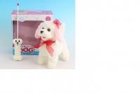 """Радиоуправляемая плюшевая собака """"Болонка"""" Nanyang 9697B4"""