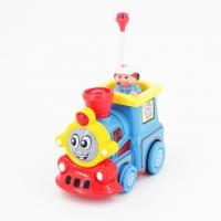Радиоуправляемый детский паровоз Music Train - FS-34790