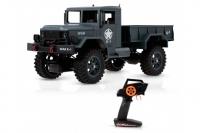 Внедорожник 1/12 4WD электро - Army Truck (2.4 гГц) WL Toys WLT-124301