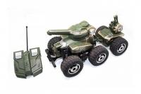 Радиоуправляемый монстр-танк YED - YE81502