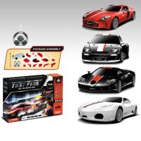 Радиоуправляемый конструктор - автомобили Mclaren, Ferrari, Aston Martin и Porsche - 2028-4F02B
