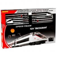 Железная дорога «MEHANO» TGV TRICOURANT 2,85 м (T110)