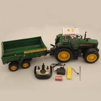 Радиоуправляемый трактор с прицепом RUI FENG - F975-1