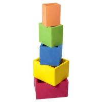 MF-EVA-01 - Игровой мягкий набор Moove&Fun 5 блоков, толщина стенок блока 2см.
