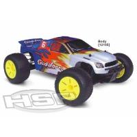 Радиоуправляемая трагги с ДВС HSP Gladiator-L Nitro Off-Road Truggy 4WD 1:10 - 94120N - 2.4G