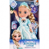 Интерактивная кукла Disney Холодное сердце Принцесса Эльза 35 см - ELSA001