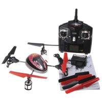 Радиоуправляемый квадрокоптер WL toys V949-2 2.4GHz - V949-2 со светодиодами