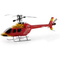 Радиоуправляемый вертолет Nine Eagles Bell 206 Red 328A 2.4G RTF