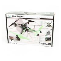 Радиоуправляемый квадрокоптер Nine Eagles Galaxy Visitor 6 FPV с видеокамерой 2.4 GHz - NE201890
