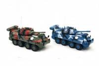 Бой БТРов - 333-ZJ11 на р\у Toys 333-ZJ11