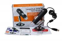 Микроскоп цифровой Levenhuk DTX 50