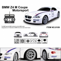 Автомобиль MJX BMW Z4 M Coupe 1:20 - 8109