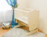 Кроватка-колыбель Vikalex Паулина С-862