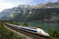 """Железная дорога """"MEHANO"""" TGV POS с рельефом 2,85 м (T111)"""