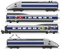"Железная дорога ""MEHANO"" TGV POS 3,35м (T103)"