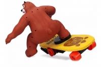 Радиоуправляемый медведь на скейтбордe Magic Bear Yinruen 6012-1