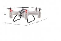 Миникоптер гоночный WLToys Q292G с FPV трансляцией WL Toys Q292G