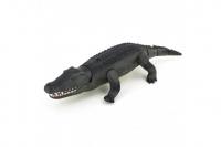 Крокодил на радиоуправлении со световым пистолетом Lishi Toys 9985B