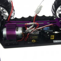 Радиоуправляемый джип HSP Electric Off-Road Car 4WD 1:10 - 94111-88013 - 2.4G