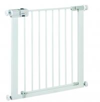Защитный металлический барьер-калитка Safety 1st Easy Close (73-80 см) цвет белый