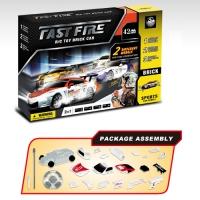 Радиоуправляемый конструктор - спортивные автомобили Mclaren и Ferrari - 2028-2S04B