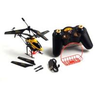 Радиоуправляемый вертолет WL toys с подъемным краном - V388