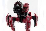 Робот-паук 2.4G (лазер, ракеты) (красный, синий) + АКК и ЗУ Wow Stuff 9002-1
