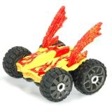 Радиоуправляемый перевертыш-внедорожник SDL Super Speed Stunt Car - 2011A