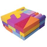 MF-EVA-X-09S - Игровой мягкий набор Moove&Fun 48 блоков, толщина блока 8см.