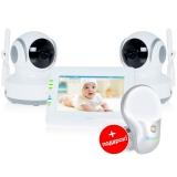 Видеоняня Ramili Baby RV900X2 (2 камеры)