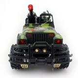 Радиоуправляемый военный джип Army Car 1:16 - 8011A