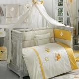Комплект в кроватку из 7 предметов Kidboo BUTTERFLY
