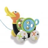 Игрушка Yookidoo Музыкальная уточка 40129