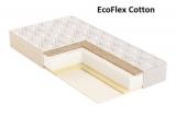 "Матрац детский ""EcoFlex Cotton"" 1190х600х120 мм. (Плитекс-С)"