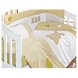 Комплект в кроватку из 6 предметов Kidboo серия My Little Rabbit