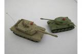 ИК танковый бой M1A2 PK \ Russia T-34 ZEGAN 33821