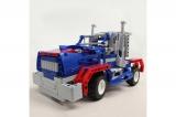 """Kонструктор - грузовик """"Оптимус Прайм"""" на радиоуправлении QiHui 8006"""