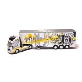 Радиоуправляемый грузовик QY0201A