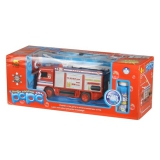 Радиоуправляемая пожарная машина с мыльными пузырями - R206